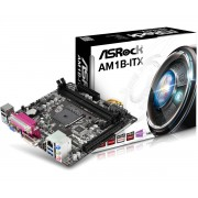 ASRock AM1B-ITX - motherboard - mini ITX - Socket AM1
