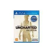Game Uncharted The Nathan Drake Collection - PS4