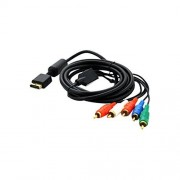 KMD KMD-P3-9051 Component Cable Gold Plated HD for PS3, 8 Feet