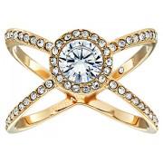 Michael Kors Mixed Shape CZ Paveacute X Ring Gold