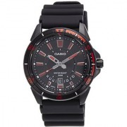 Casio Enticer Analog Black Dial Mens Watch - MTD-1066B-1A2VDF (A504)