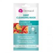 Dermacol Deep Cleansing Mask 15ml Почистваща маска за Жени За всеки тип кожа
