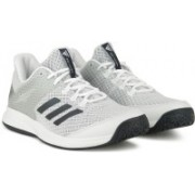 ADIDAS ADIZERO CLUB OC Tennis Shoes For Men(White)