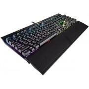 Tastatura Gaming Corsair K70 RGB MK.2, Mecanica, Iluminata, Cherry MX Silent (Negru)
