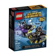 Lego Dc Comics Super Heroes Mighty Micros Batman Vs. Catwoman 76061