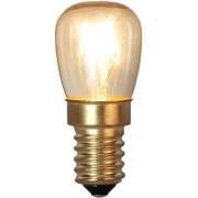 Päronlampa ugn-kylskåp E14 25W