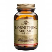 L-Ornithine 500mg veg. caps 50s