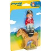 1.2.3 Femeie cu Calut Playmobil