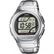 Casio Náramkové hodinky Casio WV-58DE-1AVEF, (d x š x v) 53.4 x 43.7 x 12 mm, stříbrná