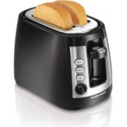 Hamilton Beach 2H5TA35LIEAH 500 W Pop Up Toaster(Silver)