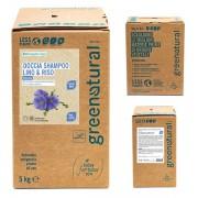 Greenatural Gel de ducha y champú delicado ecológico (5Kg.)