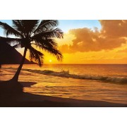 W + G Wizzard and Genius Fotobehang Pacific Ocean Pacific Sunset