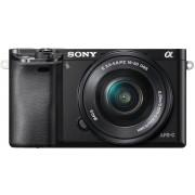 Sony Aparat Alpha a6000 (ILCE-6000) Czarny + Obiektyw 16-50mm