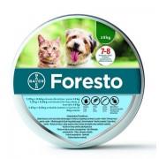 Zgarda Foresto S (38 cm) - pentru caini sub 8 kg si pisici