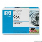 HP LaserJet 2100/ 2200 Ultraprecise Print Cartridge, black (up to 5000 pages) (C4096A)