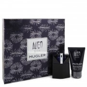 Alien Man by Thierry Mugler Gift Set -- 1.7 oz Eau De Toilette Spray Refillable 1.7 oz Hair & Body Shampoo