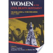 Women in the Civil Rights Movement - Trailblazers and Torchbearers, 1941-1965 (Crawford Vicki L.)(Paperback) (9780253208323)