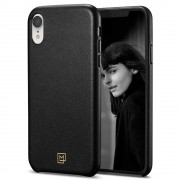 Carcasa fashion Spigen LA MANON Calin iPhone XR Chic Black