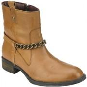 Delize Women's Tan Boots