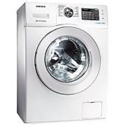 Samsung WF600U0BHWQ/TL Fully-automatic Front-loading Washing Machine (6 Kg White)