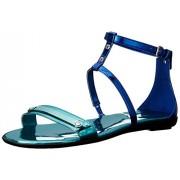 Nine West Women's Black Fashion Sandals - 6 UK/India (38.5 EU)(8 US)