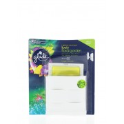 Glade Aparat odorizant electric+Rezerva 8 g Lively Floral Garden