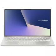 Лаптоп Asus UX433FA-A5047T, Intel Core i5-8265U, 14 инча FHD (1920x1080) LED AG, 8GB LPDDR3, 256 GB M.2 SSD, Intel UHD Graphics 620, 90NB0JR4-M04940