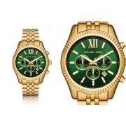 Brada Trade Limited T/A CJ Watches Men's Michael Kors MK8446 Lexington Watch