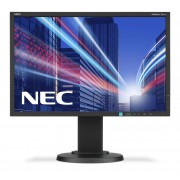 NEC Monitor 22'' W-led 1680x1050 E223w 1000:1 Dvi-vga Black