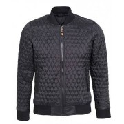 W´s Quilted Flight Jacket Black