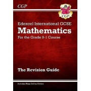 Edexcel International GCSE Maths Revision Guide - for the Grade 9-1 Course (with Online Edition) by CGP Books