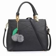 Anna Grace AG00537M чанта в ръката черен