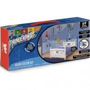 Kit Decor Walltastic Thunderbirds Are Go