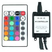 Phobya LED-Flexlight RGB controller cu telecomanda