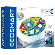 GeoSmart UFO mágneses építőjáték