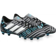 ADIDAS NEMEZIZ MESSI 17.4 FXG Football Shoes For Men(Grey)