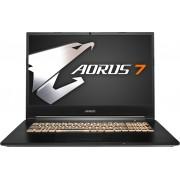 "Aorus 7 9th gen Gaming Notebook Intel Hex i7-9750H 2.6Ghz 8GB 1TB 17.3"" FULL HD GTX 1650 4GB FreeDos"