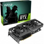 Placa video Galaxy KFA2 GeForce RTX 2070 Super EX Gamer Black 8GB GDDR6 256-bit