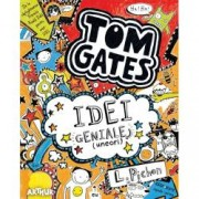 Tom Gates. Idei geniale uneori Vol. 4