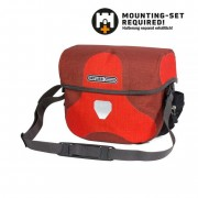 Ortlieb Ultimate Six Free 5L - WITHOUT Mounting Set - sig.red-dark chili - Fahrrad Zubehör
