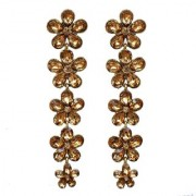 Lucky Jewellery Trendy LCT Color Antique Plating Earring For Girls & Women