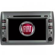 "Radio DVD GPS Android 8"" Fiat Stilo 2 DIN HD GPS"