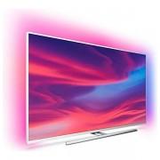 "Philips Smart-TV Philips 55PUS7354 55"" 4K Ultra HD LED WiFi Ambilight Silvrig"