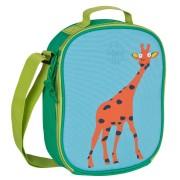 Lässig Bolso Mini Lunch Bag Wildlife-Giraffe
