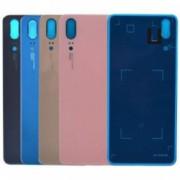 Capac baterie Huawei P20 2018 Original Albastru