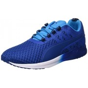 Puma Men's Pulse Xt V2 Mesh True Blue and Blue Danube Multisport Training Shoes - 8 UK/India (42 EU)