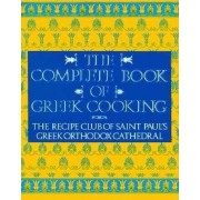 The Complete Book of Greek Cooking, Paperback
