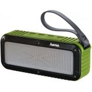 Boxa Portabila Hama Rockmann L, Bluetooth (Verde/Negru)