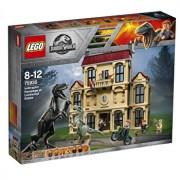 LEGO Jurassic World, Furia Indoraptorului pe mosia Lockwood 75930
