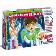 Stiinta si joaca - Set Laboratorul de slime Slimmy